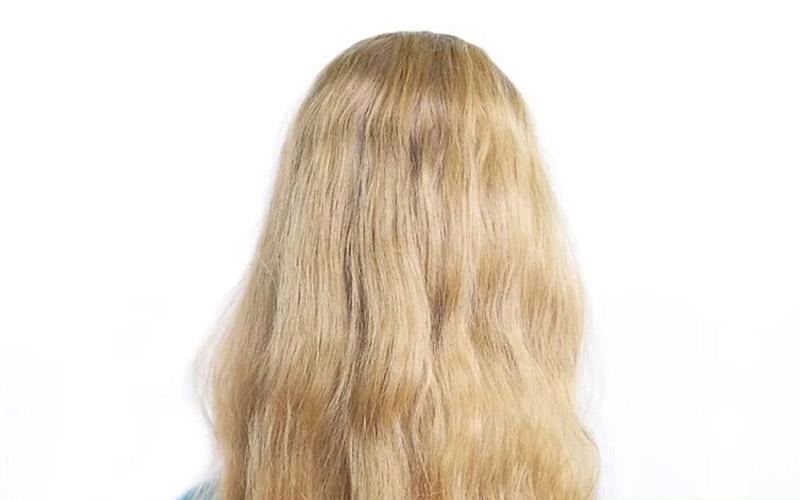 بافت موی هلندی ساده