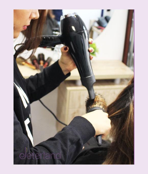 دوره تخصصی آموزش براشینگ مو