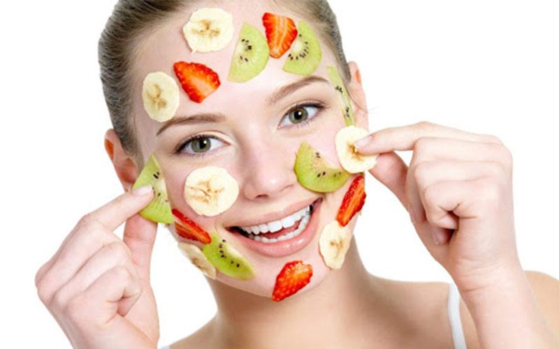 ماسک میوه ای برای پوست چرب