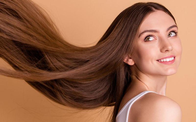 بلند شدن مو در یک ماه