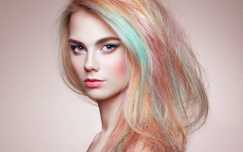 رنگ موی سال ۲۰۲۱