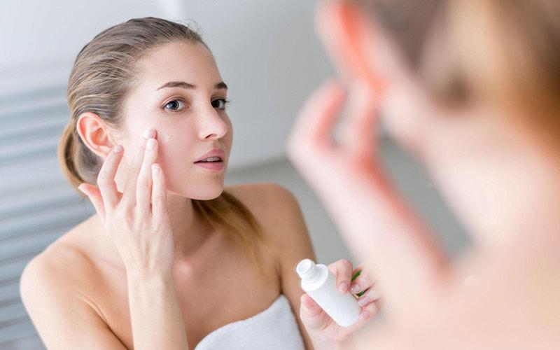 مراقبت از پوست در شب