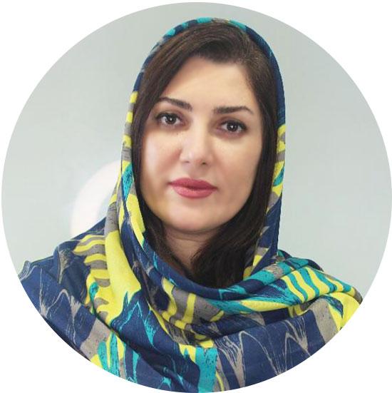 مریم رحیمی فرد مربی اختصاصی دوره های پوست