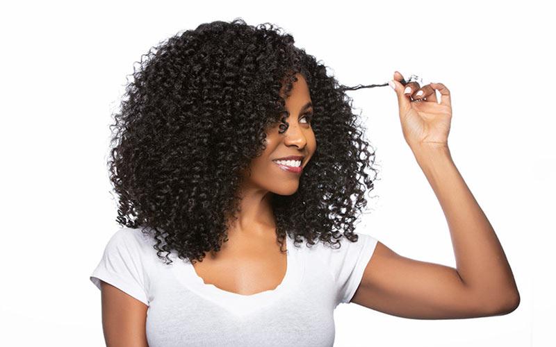 مراقبت از موهای فر و وز