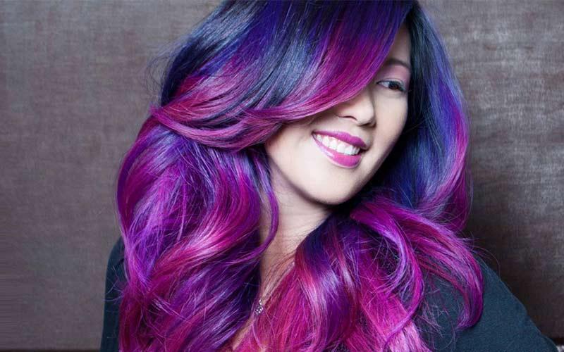 رنگ مو سال ۱۴۰۰