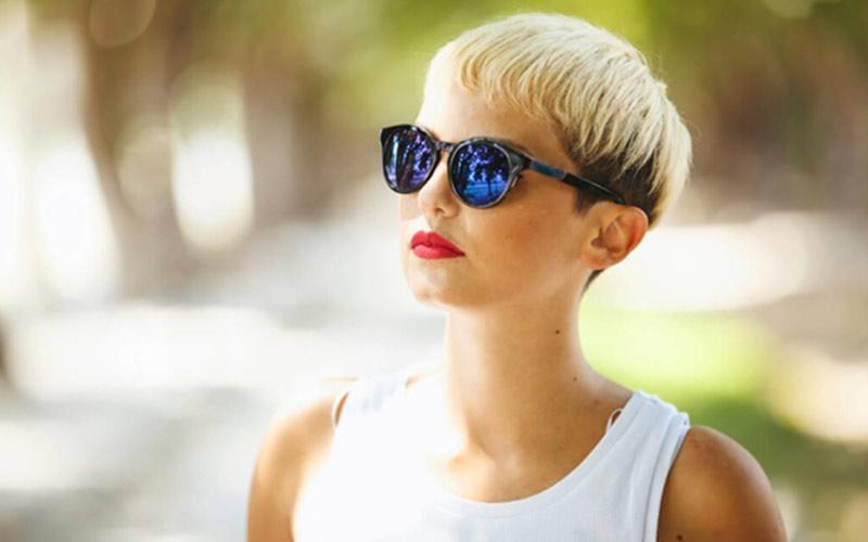 مدل موهای مردانه برای زنان