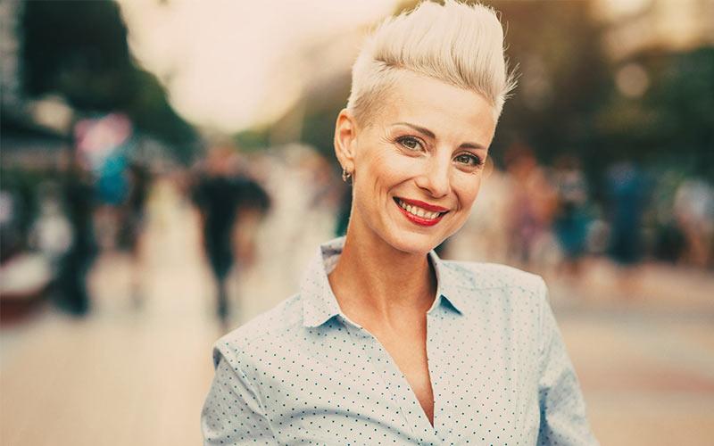 مدل موی کوتاه مردانه برای زنان
