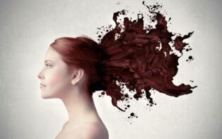 پاك كردن لكه رنگ مو از روي پوست