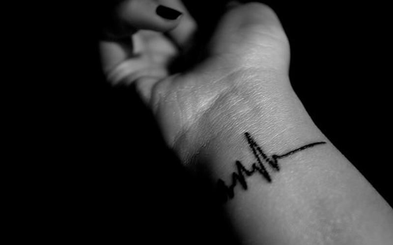 طرح تتوی ضربان قلب