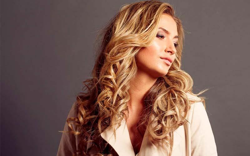 فرمول رنگ موی عسلی زیتونی روشن