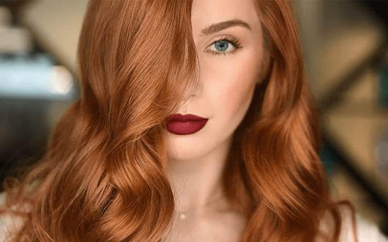 فرمول رنگ مو مسی بدون دکلره