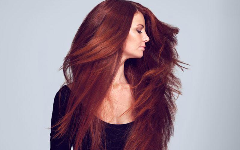 فرمول رنگ موی مسی ماهاگونی