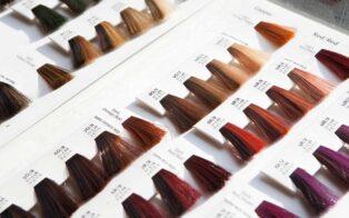 کاتالوگ خوانی رنگ مو چیست