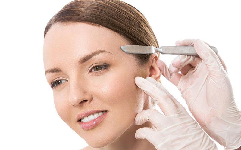 مضرات اصلاح صورت با تیغ