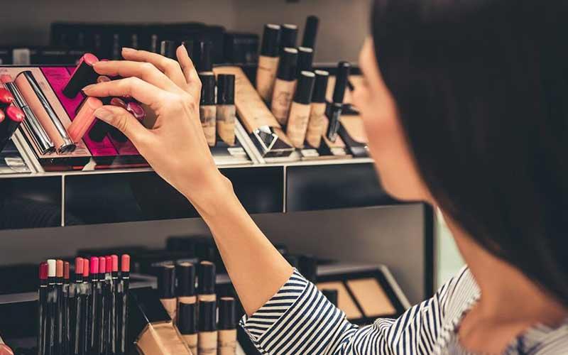 تشخیص لوازم آرایشی اصل از تقلبی