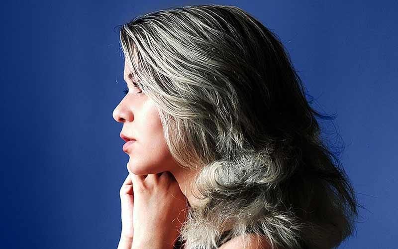 پیشگیری از سفید شدن موها
