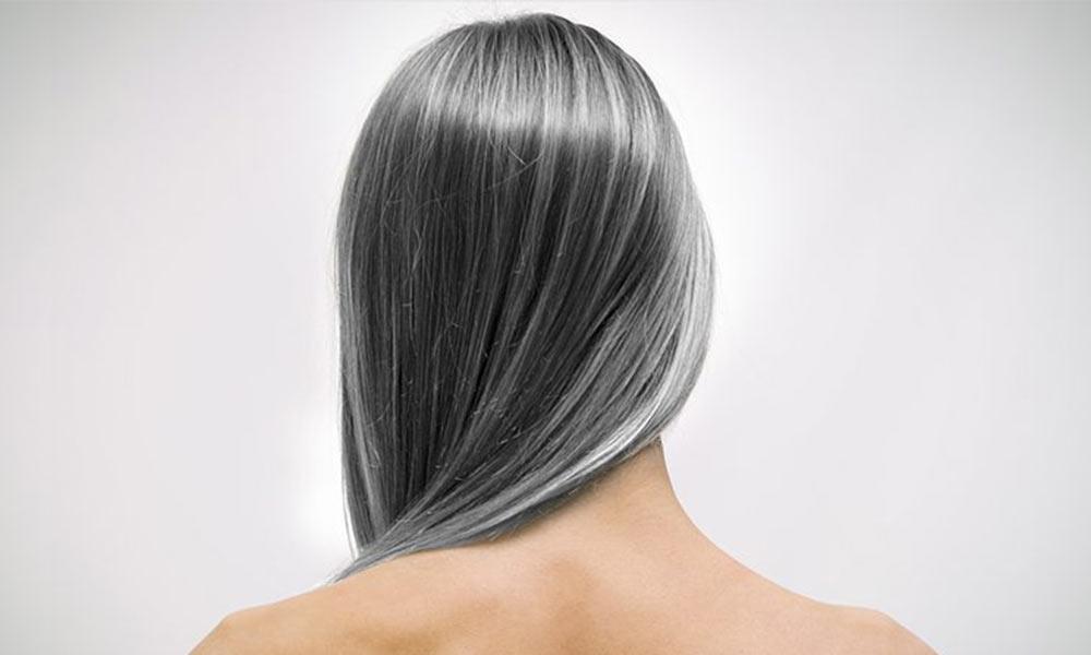 پیشگیری از سفید شدن موی سر