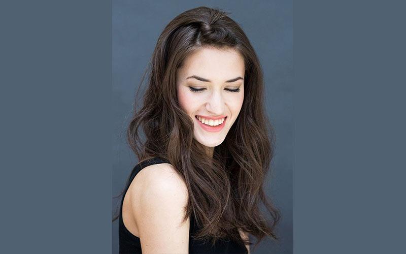 مدل جلو موی ساده و آسان