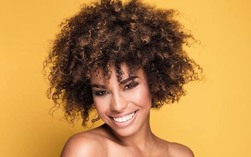مدل مو باز برای موهای افریقایی