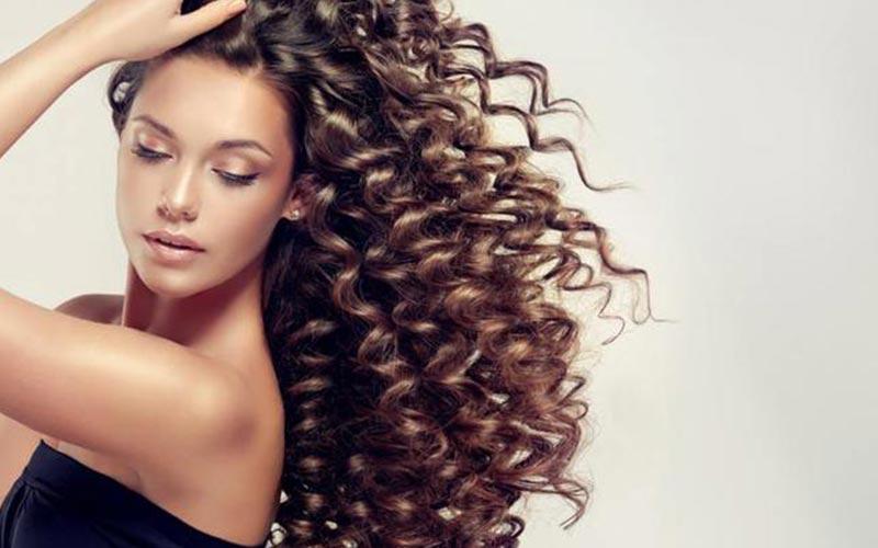 مدل موی باز فر