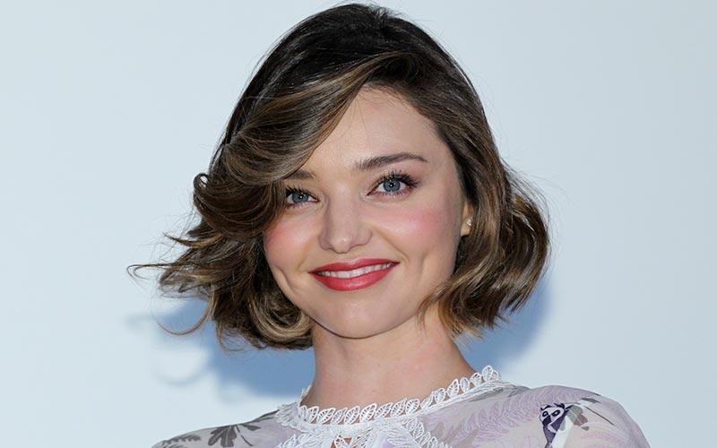 براشینگ موی کوتاه برای صورت گرد