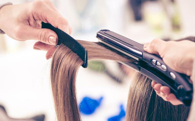 طریقه کراتینه کردن مو