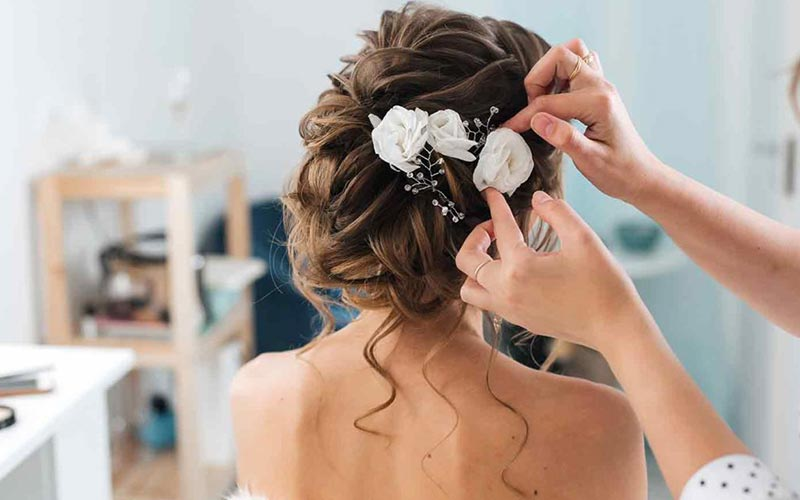 مدل موی عروس ۲۰۲۱