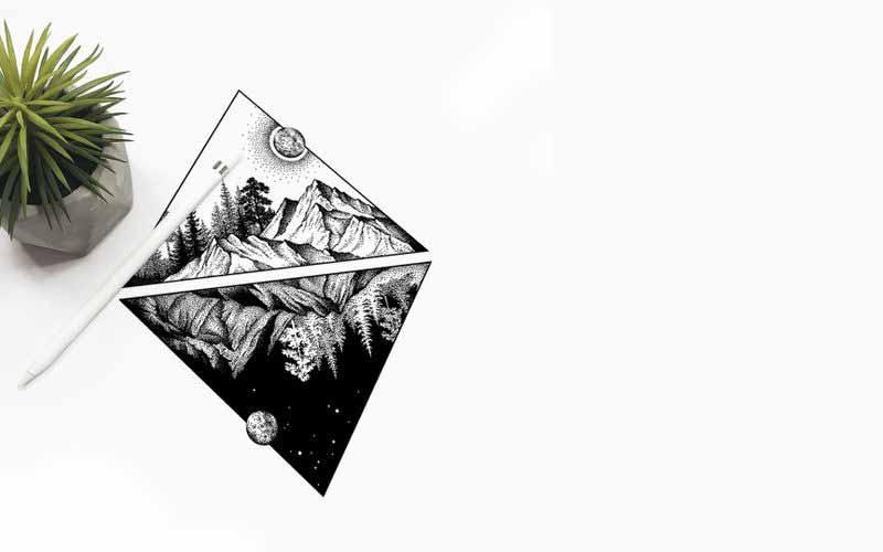 تاتو خام کوهستان