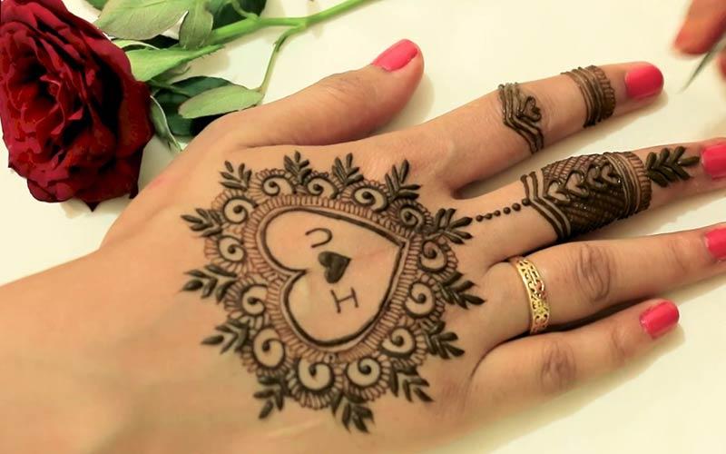 طرح فانتزی قلب برای عروس