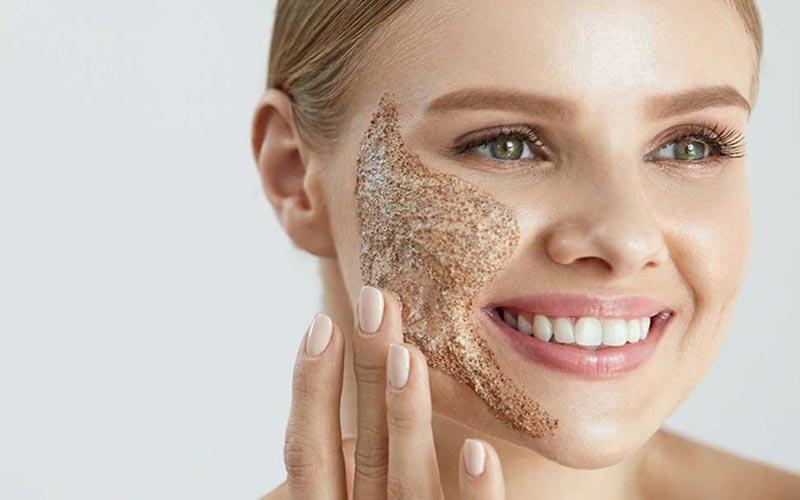 لایه برداری برای داشتن پوستی صاف