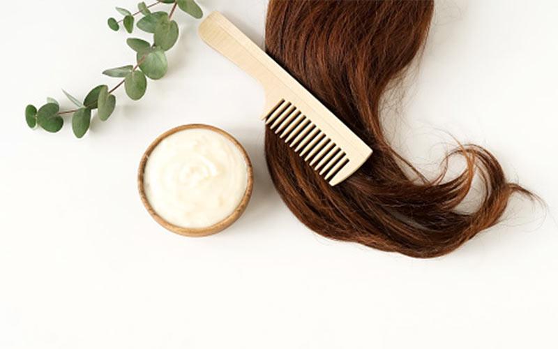 ماسک مو برای مراقبت از مو