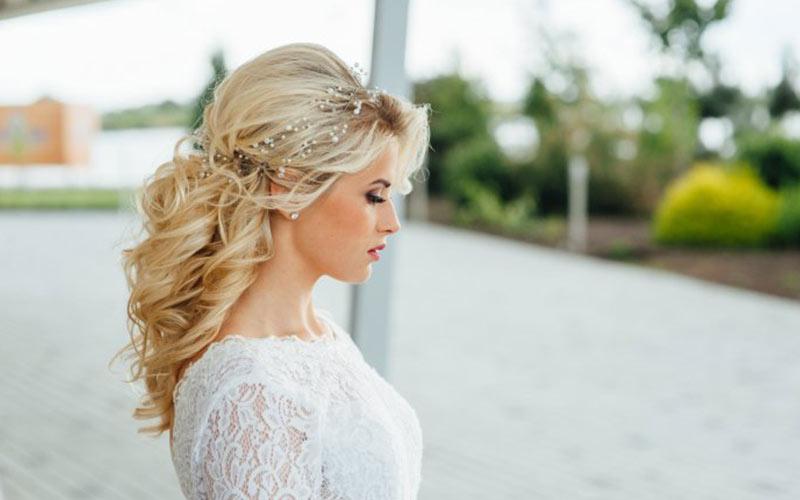 مدل موی عروس باز ۲۰۲۱