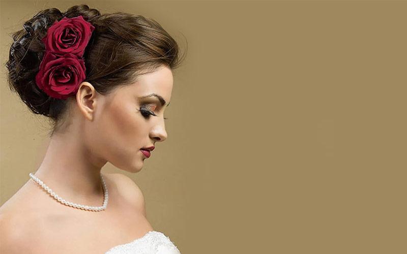 عکس مدل موی عروس 1400