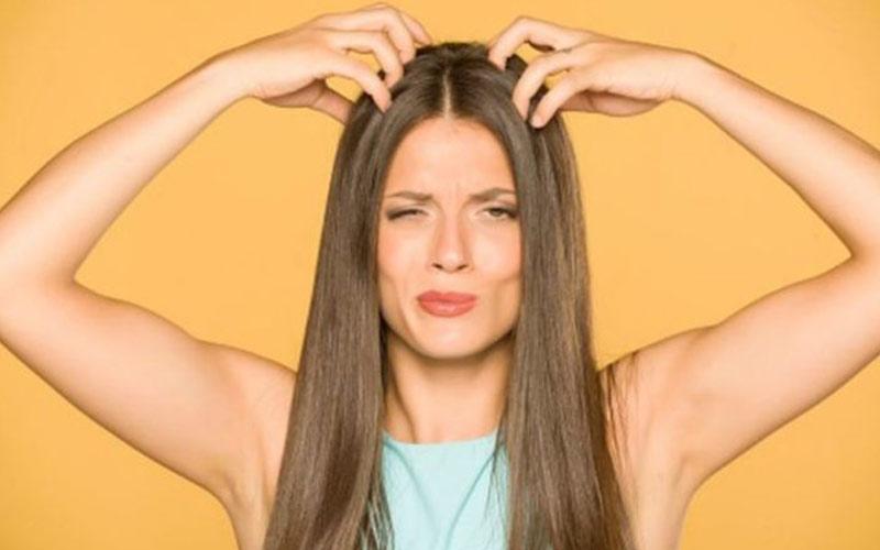 مراقبت از موهای چرب