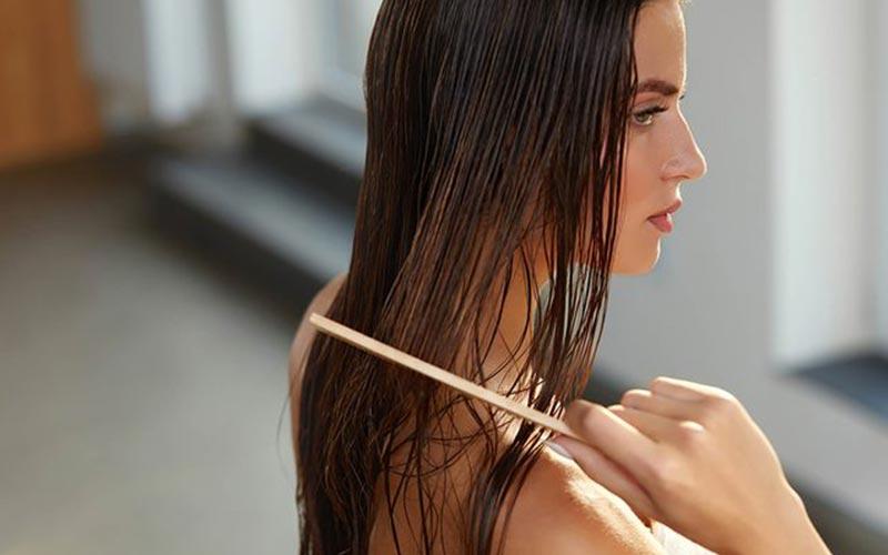 مراقبت از موی بلند