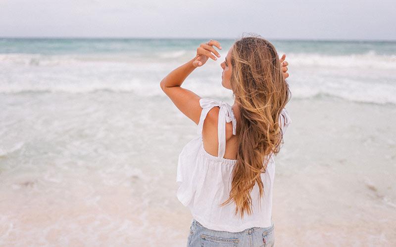 مراقبت از مو در فصل تابستان