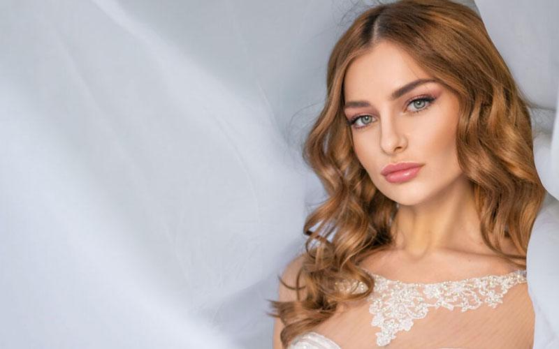 مدل موی باز و ساده عروس