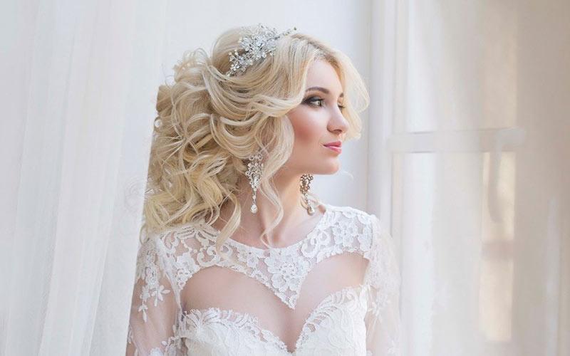 شینیون عروس اروپایی