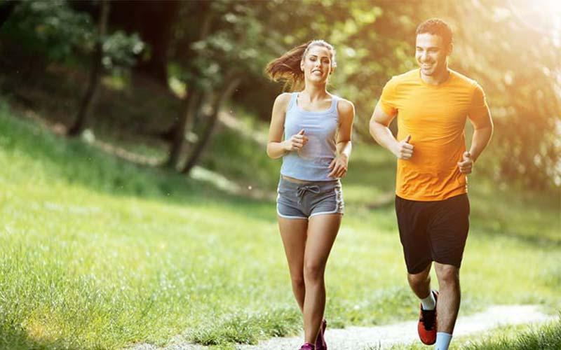 ورزش برای داشتن پوستی صاف