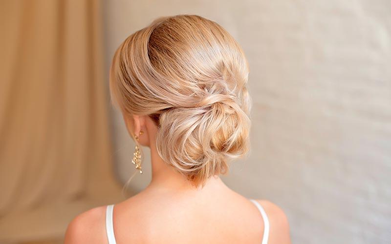 مدل مو دخترانه برای عروسی ساده
