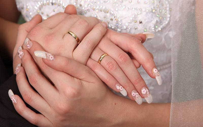 ناخن عروس بلند