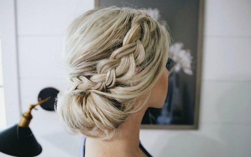 مدل موی دخترانه برای عروسی