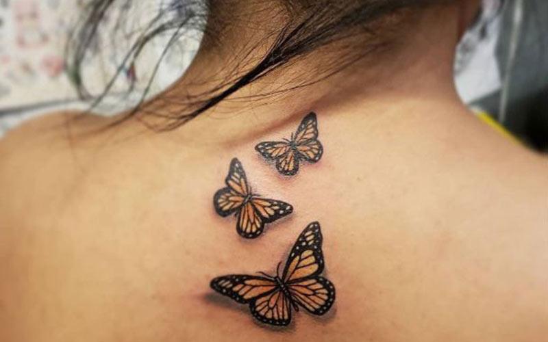 تاتو پروانه