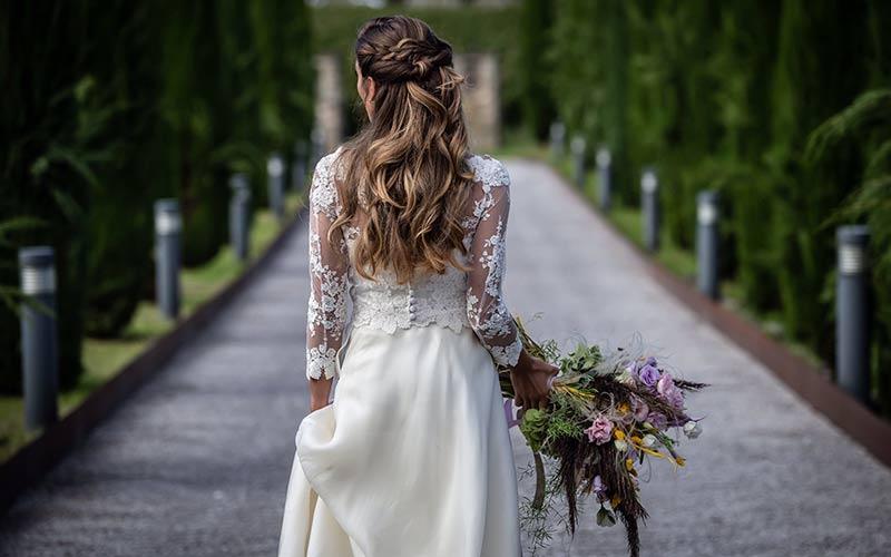شینیون باز مناسب عروسی