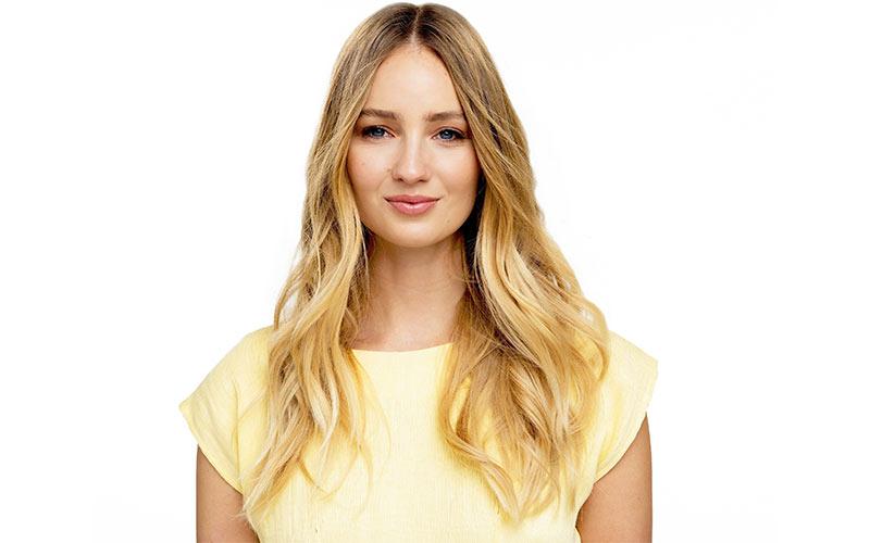 مدل مو دخترانه باز