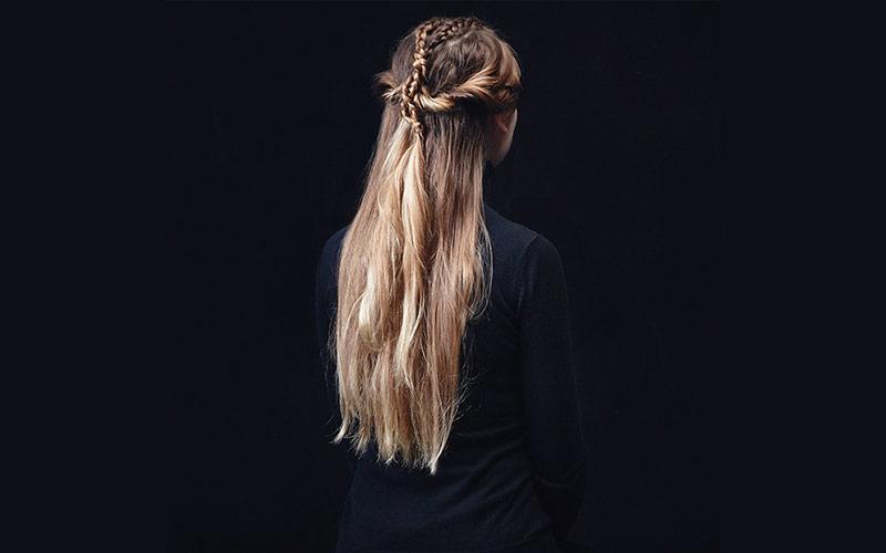 مدل مو دخترانه بلند 2021