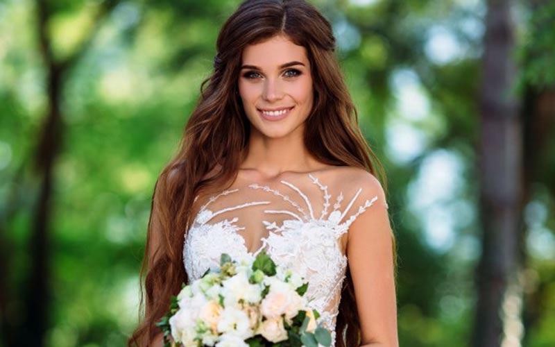موی خیلی بلند عروس