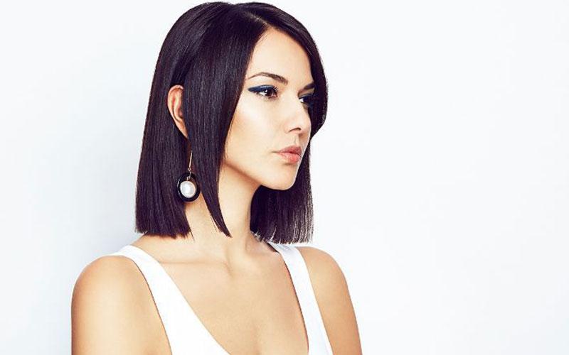 مدل موی باز مصری