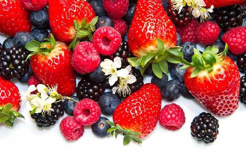 کلاژن سازی پوست با میوه