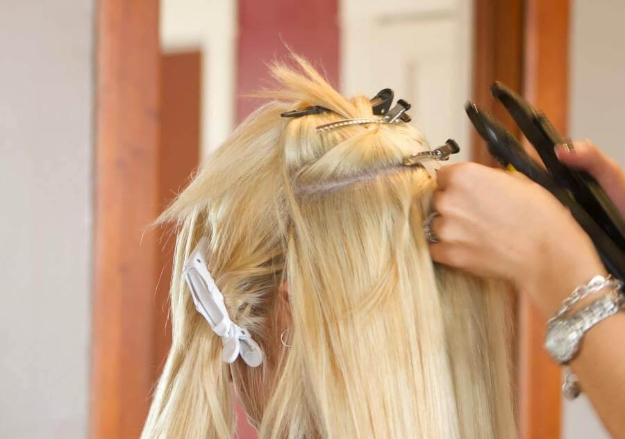 اکستنشن مو چقدر دوام دارد؟
